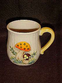 Sears and Roebuck Merry mushrooms coffee mug