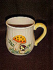 Sears and Roebuck Merry mushrooms coffee mug