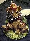 Bears around the world, Scotland, resin figurine