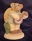 Bears around the world, Mexico, resin figurine