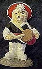 Bears around the world, Canada, resin figurine