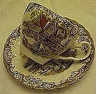Johnson Brothers, Heritage hall cup and saucer set