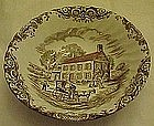 Johnson Brothers Heritage Hall coupe soup bowl