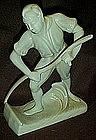 Roselane figurine Man with scythe