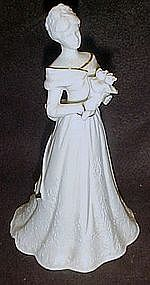 Lenox look, Bride figurine