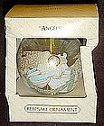 Hallmark designer keepsake 1983  ornament, ANGELS