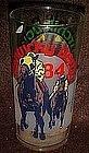 Kentucky Derby souvenir julep glass 1984