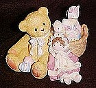 Cherished Teddies, Randy, You're never alone with......