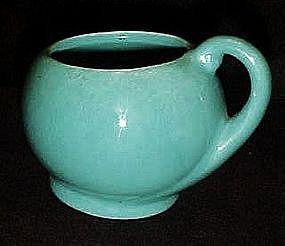 Metlox poppytrail, Prouty series 200  bl/green jug cup