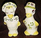 Rio Hondo Ma & Pa duck figurines