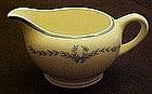WS George derwood  blue laurel garland, creamer,