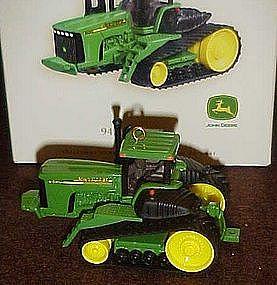 Hallmark Keepsake 9420T tractor, John Deere ornament