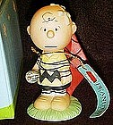 Go fly a kite Charlie Brown, bisque figurine, Westland