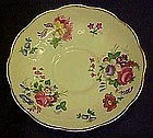 Royal Albert bone china saucer, barbara Ann pattern