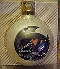 Rockshop limited edition ornament, Hank Williams JR