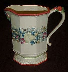 Sweet Country Harvest 46 oz  water pitcher, Avon