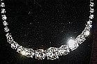 Austrian crystal rhinestone necklace