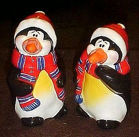That's Kooky penguin salt and pepper shaker set