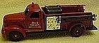1954 Ahrens-Fox Fire truck replica, Readers Digest