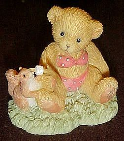 Enesco Cherished Teddies, Evie 2005 Club exclusive