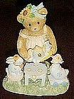 Enesco Cherished Teddies, Agnes,A sunny treat for......