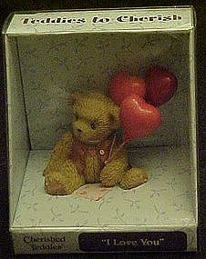 Cherished Teddies, teddies to cherish,