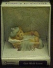 Cherished teddies, to cherish, Get well soon. #116468