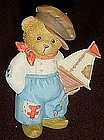 Cherished Teddies, Jan, Like the winds that blows......