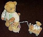 Cherished Teddies Mick, 2003 Members only figurine