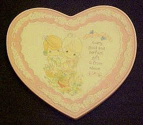Precious Moments wall plaque, Every good and perfect...