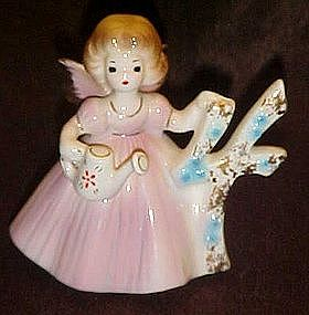 Vintage josef Originals #4 Birthday angel