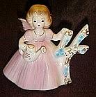 Vintage josef Originals #4 Birthday angel
