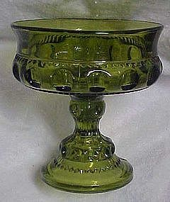 Indiana kings crown  green footed compote