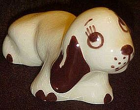 Walker or Rio Hondo dog figurine