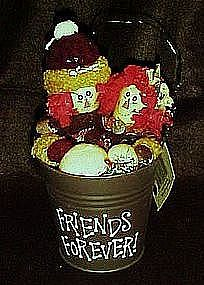 Raggedy Ann and Andy friends forever craft
