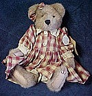 Boyds bear, Savannah Berrrywinkle & Bently QVC retired