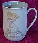 Enesco Precious Moments personalized mug, CHERYL