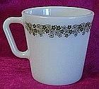Pyrex crazy daisy/ Spring blossom coffee mug / cup