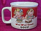 Campbells soup mug  M'm  M'm Good!