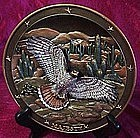 Spirit of Majesty plate, Sovereigns of the sky series