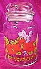 """American Greetings Strawberry Shortcake 7"""" cannister"""