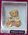 "Cherished Teddies ""Welcome Home"" Teddies to cherish"