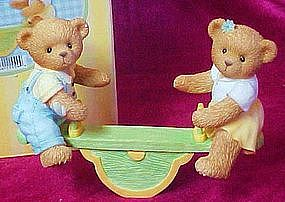 Cherished Teddies Jimmie & Joanne, Membearship MIB
