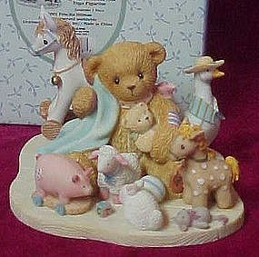 Cherished Teddies Brenna, Nothing makes life more......