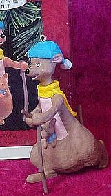 Hallmark Keepsake ornament Kanga and Roo