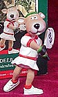 Hallmark Reindeer Champs Vixen ornament 1989