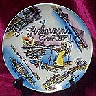 Souvenir  plate of San Francisco Fishermen's Grotto