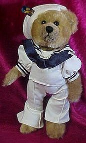Pickford Brass Button Bear, Casey, 20th Century, 1940's