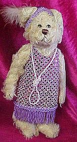 Pickford Brass buton bear Daisy, 20th century, 1920's
