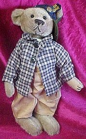 Pickford Brass Button Bear Bennett, 20th Century, 90's